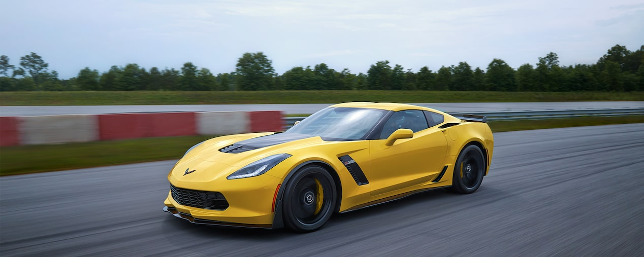 2018 Corvette Z06 Super Car