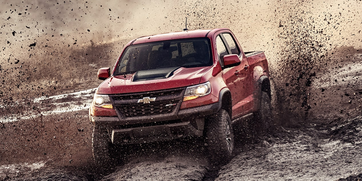 2018 Colorado Zr2 Off Road Truck Chevrolet