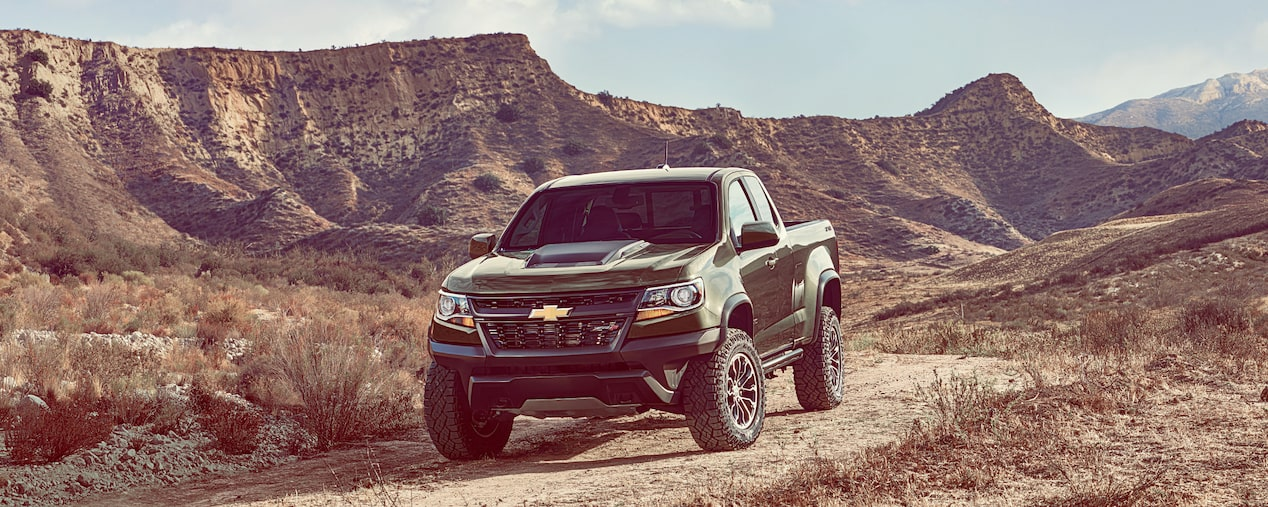 2018 Chevrolet Colorado ZR2 Off Road Truck