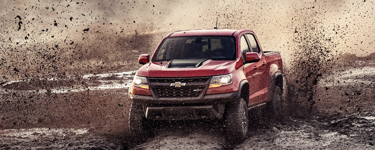 2018 Chevrolet Colorado Midsize Truck