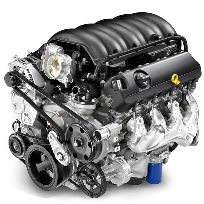 2018 Silverado 1500 Pickup Truck Engine 1