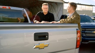 2018 Silverado 1500 Pickup Truck: Howie Long Video 2
