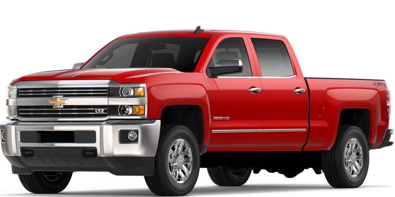 2018 Silverado 2500 & 3500: Heavy Duty Trucks | Chevrolet