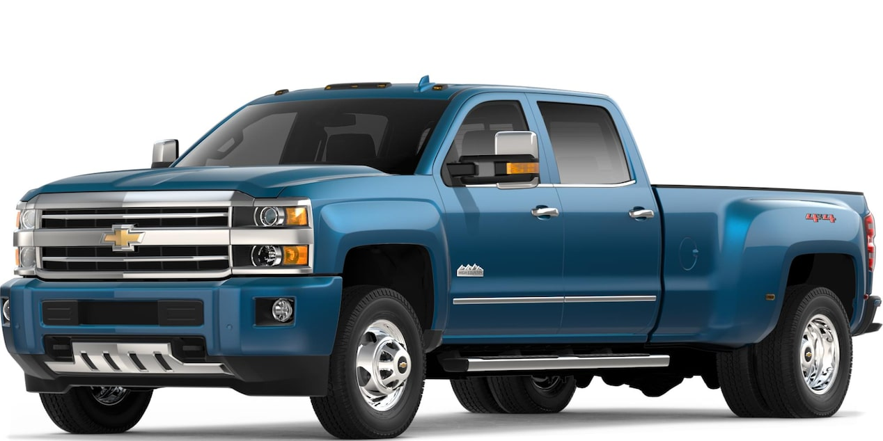 2018 Silverado 2500 Amp 3500 Heavy Duty Trucks Chevrolet
