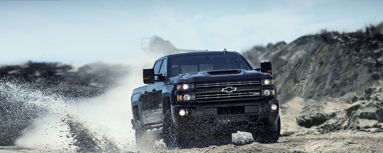 2018 Silverado HD Heavy Duty Truck