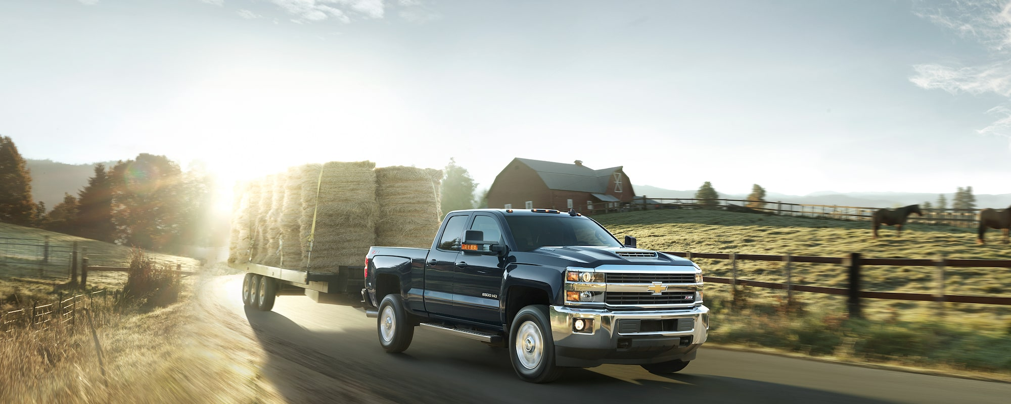 2018 Chevrolet Silverado HD Pickup