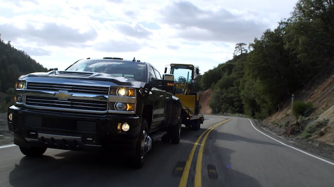 2018 Silverado HD Heavy Duty Truck Performance