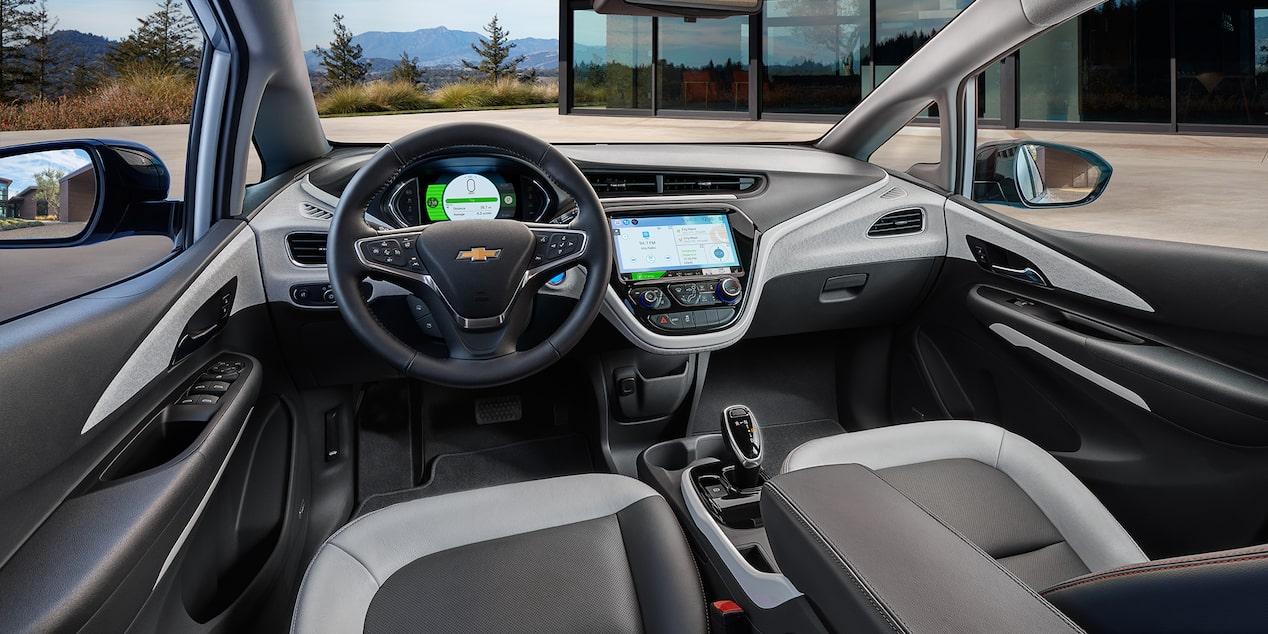 2019 Bolt EV Driver Information Center
