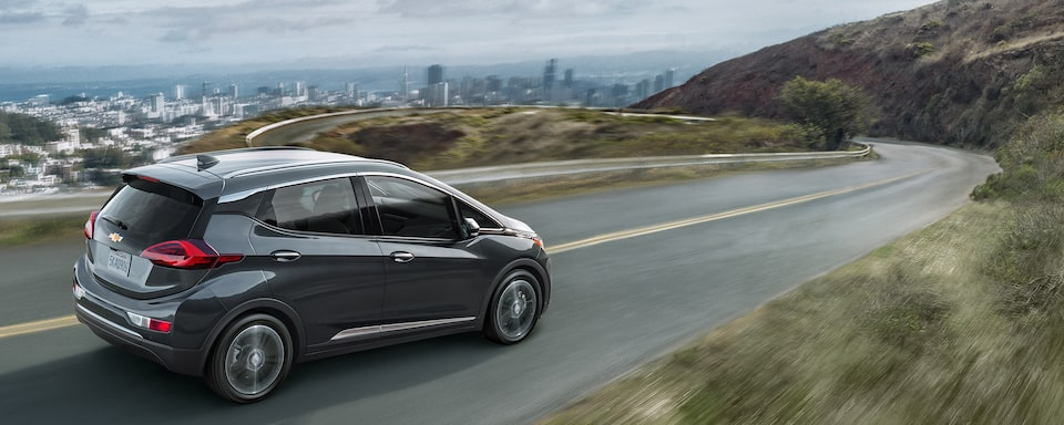 2019 Bolt EV Electric Car