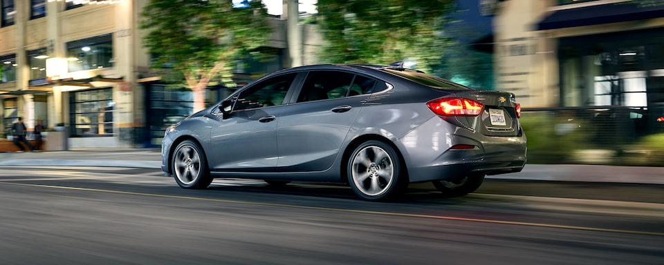 2018 Cruze Small Car Performance