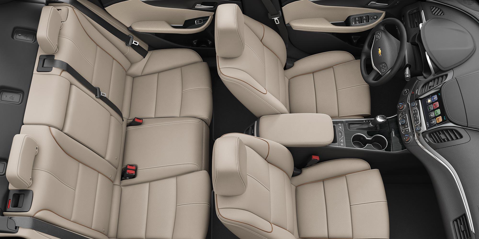 Delightful 2019 Impala Full Size Car Interior Photo: Seating Design Ideas