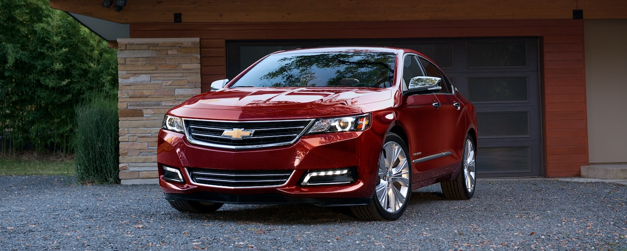 2019 Chevy Impala: Full-Size Car - Sedan - Large Car