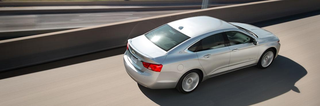 2019 Impala Driver Safety