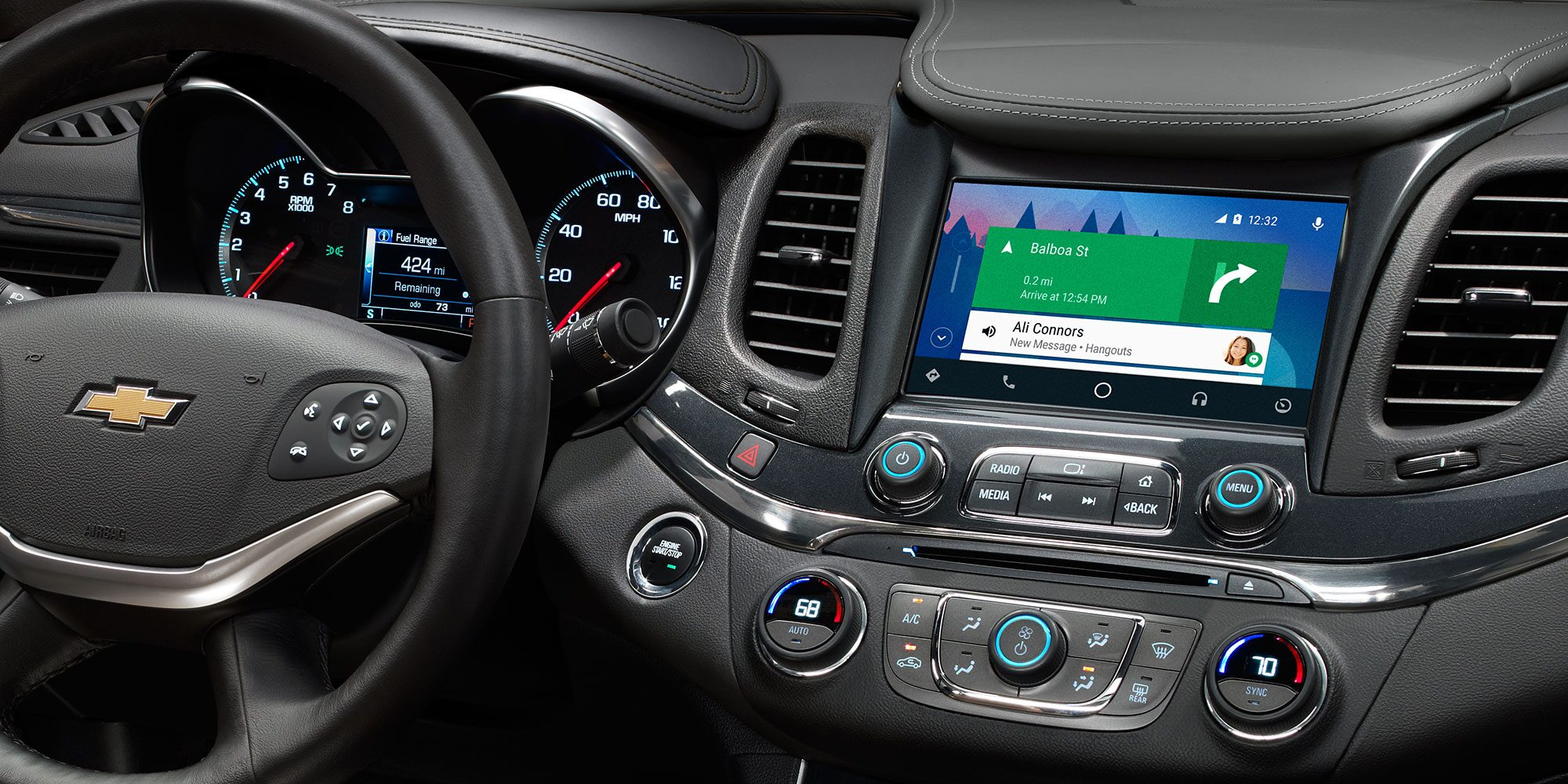 2019 Impala Full Size Car Technology: 8 Inch Diagonal Touch Screen Display Home Design Ideas