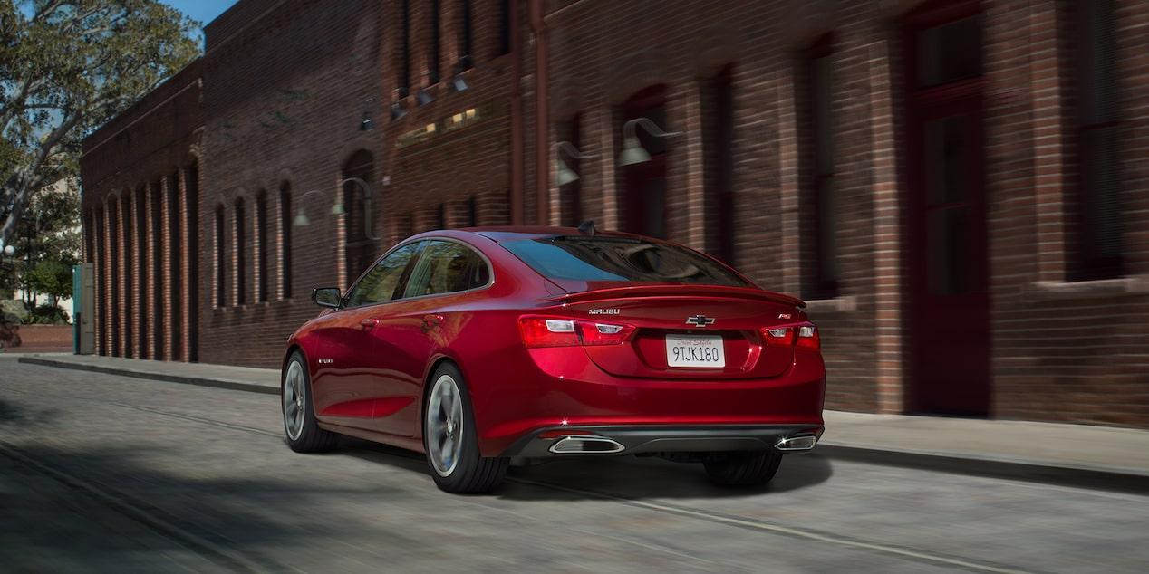 The New 2019 Malibu: Mid Size Car & Hybrid Car