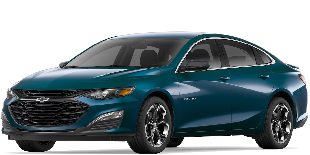 2019 Malibu Midsize Car Available In Hybrid