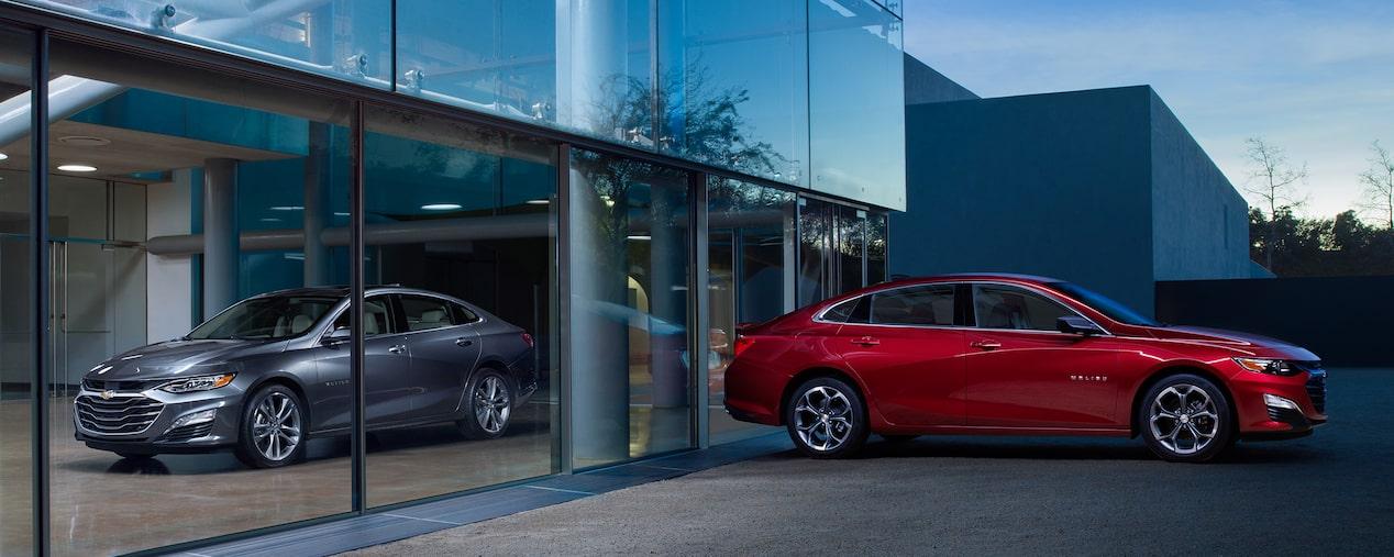 2019 Malibu Midsize Car - Available in Hybrid
