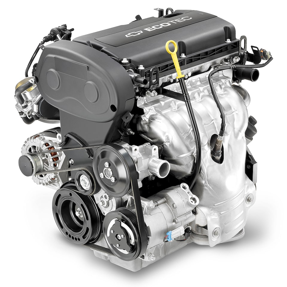 Chevrolet 2019 Sonic Compact Car Performance: engine