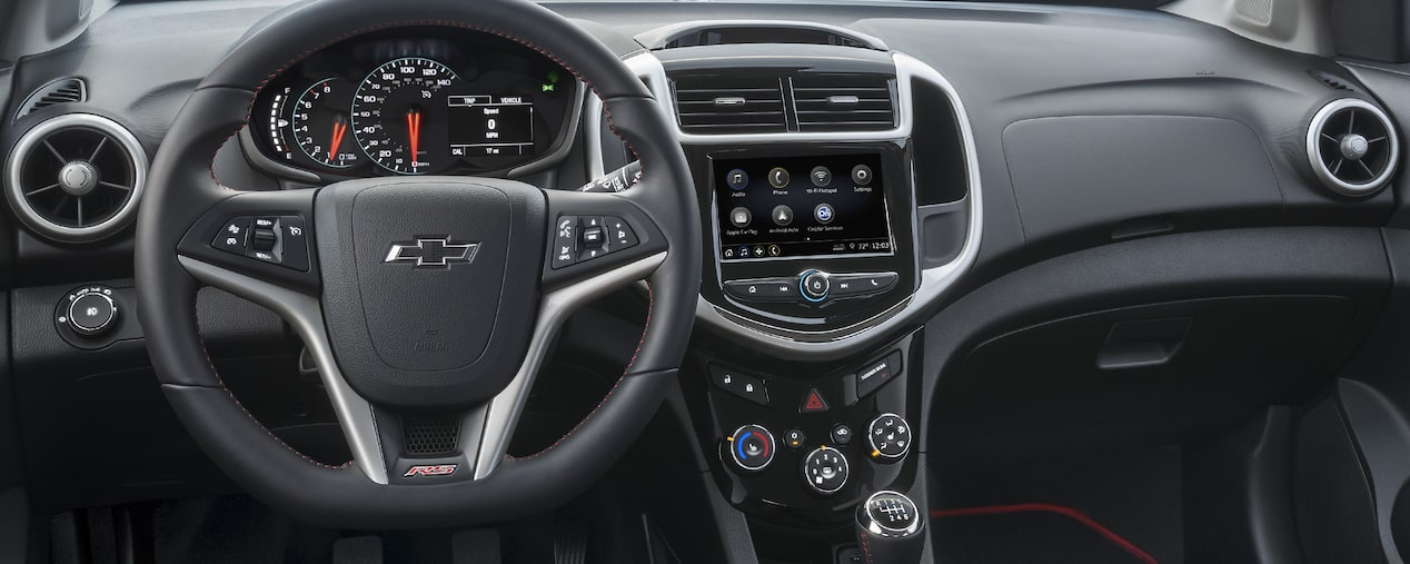 Chevrolet 2019 Sonic Compact Car Technology: DIC