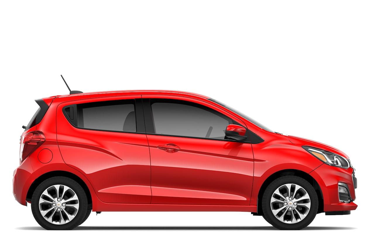 The New 2019 Spark City Car Subcompact Car