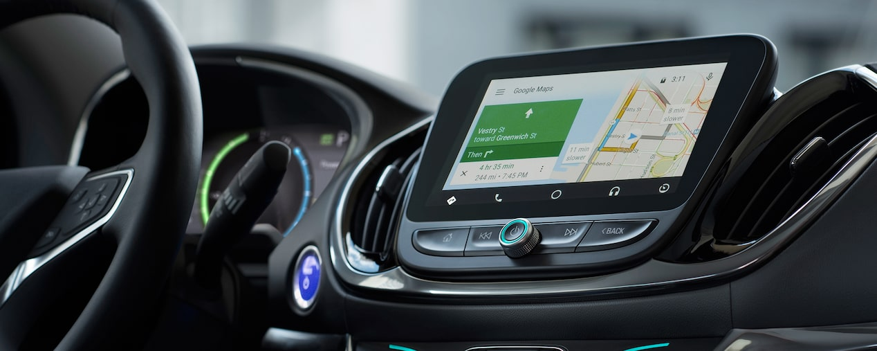 2019 Volt Plug-In Hybrid Technology: Android Auto