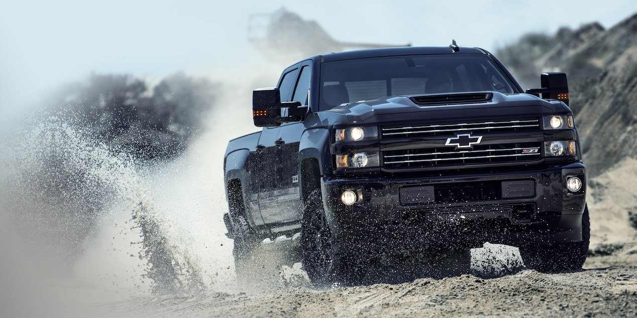 2019 Silverado HD Commercial Work Truck Performance: Exhaust Brake