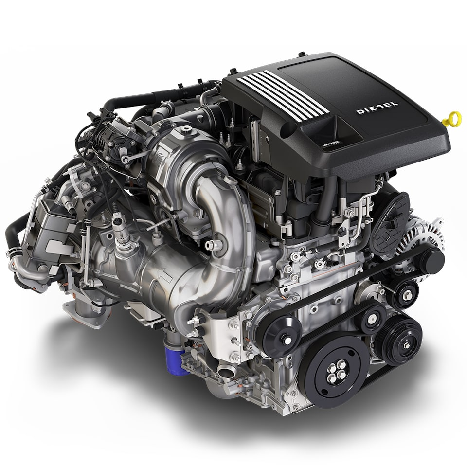 3.0L Duramax Turbo-Diesel Engine