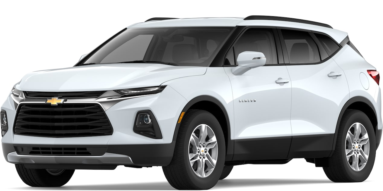 All New 2019 Blazer Sporty Mid Size Suv Crossover