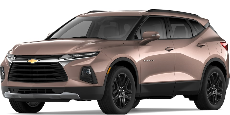 2019 All-New Blazer Sporty SUV: RS front view
