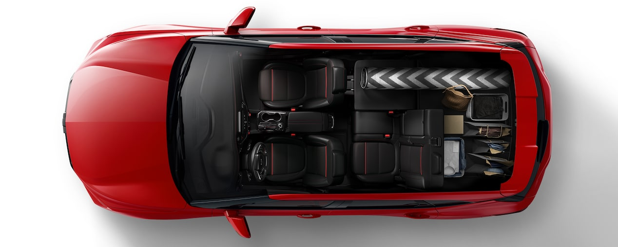 2019 Chevrolet Blazer Cargo Space for Shoppers