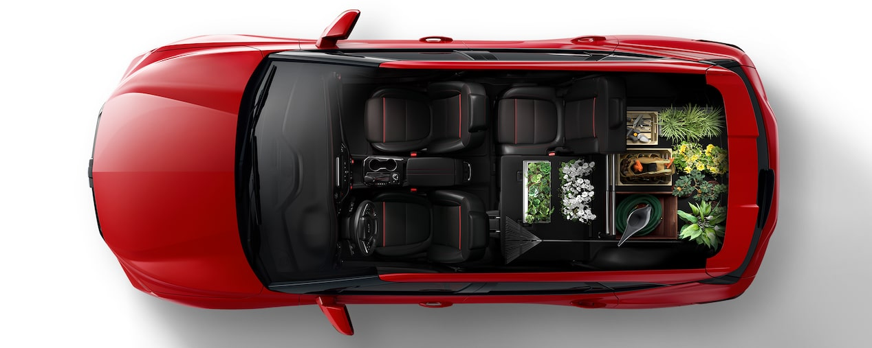 2019 Chevrolet Blazer Cargo Space for DIY-er