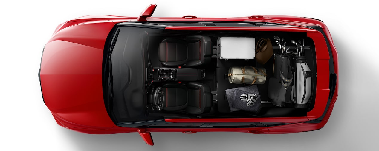 2019 Chevrolet Blazer Cargo Space for Weekend Warrior