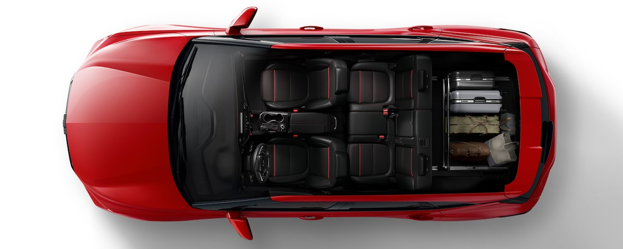 2019 Chevrolet Blazer Cargo Space for Traveler