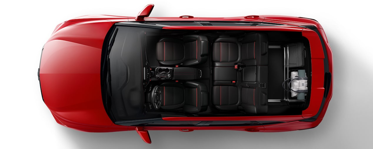 2019 Chevrolet Blazer Cargo Space for Commuter
