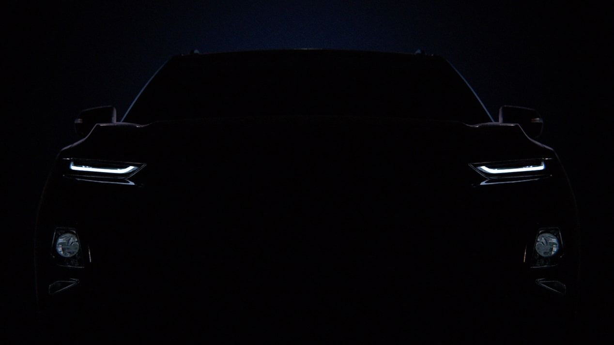 2019 Chevrolet Blazer Intro Video