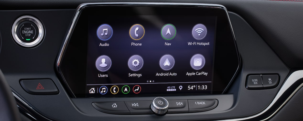 2019 Chevrolet Blazer Touch-Screen