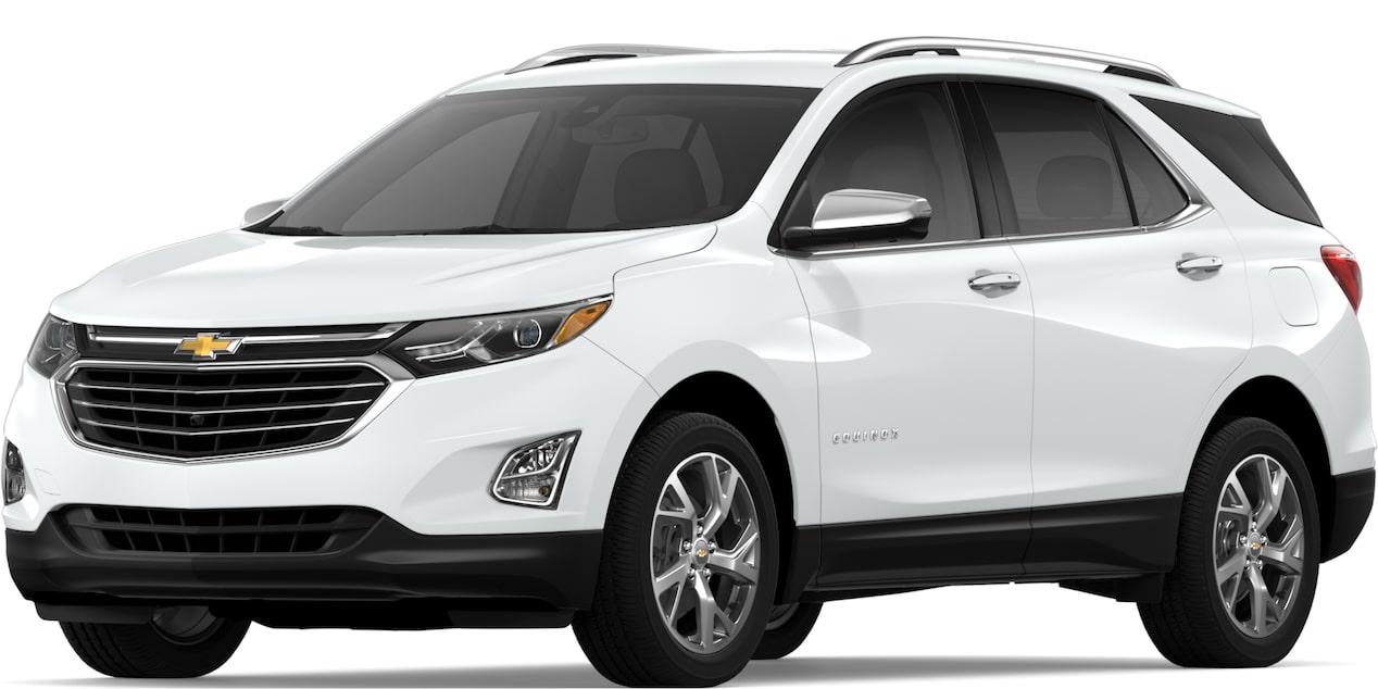 2019 Equinox: Small SUV Crossover - Diesel SUV