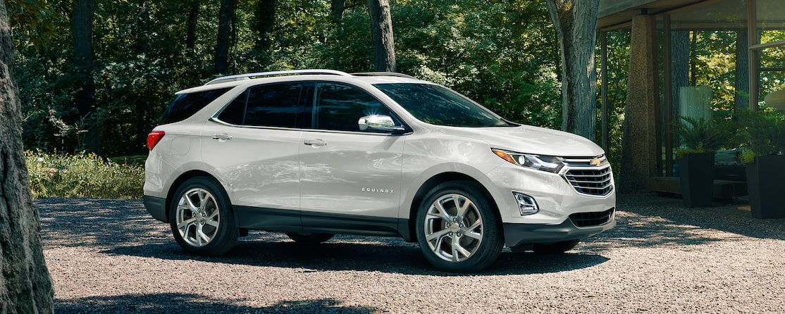 2019 Chevy Equinox Design