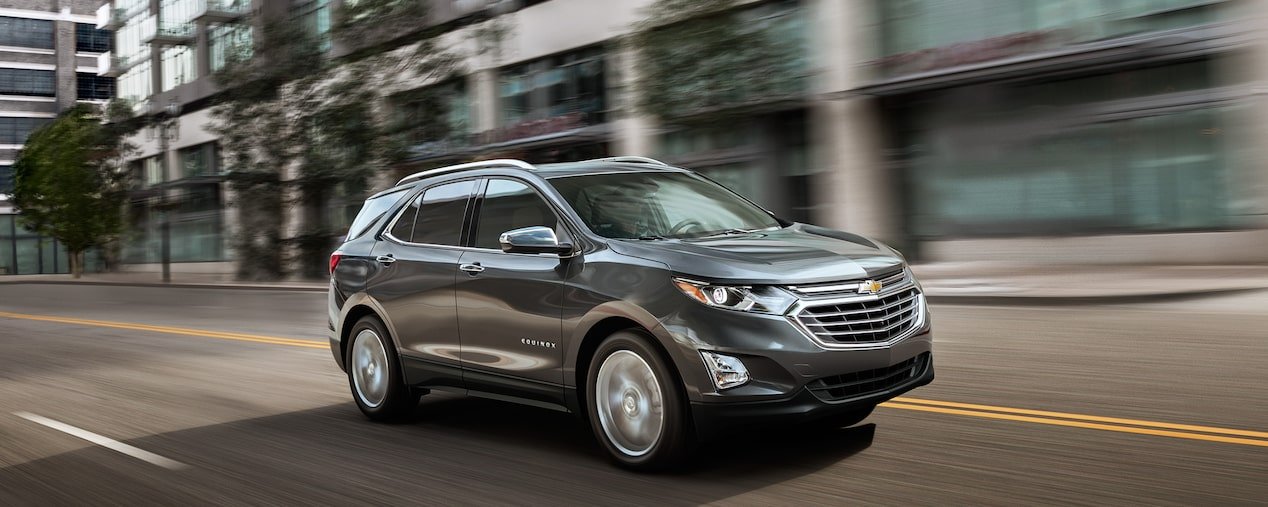 2019 Equinox Small SUV