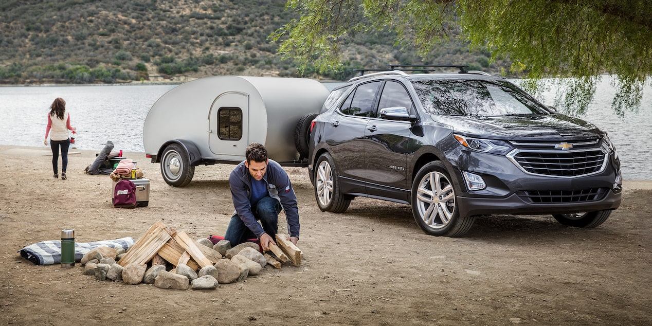 2019 Equinox Small SUV Performance: trailering