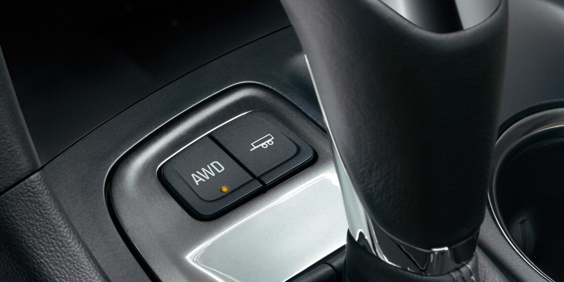 2019 Chevy Equinox Switchable All-Wheel Drive Transmission