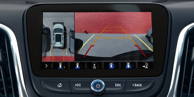 2019 Equinox Small SUV Safety: Rear view mirror