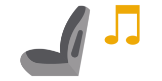 Rear Seat Reminder Icon