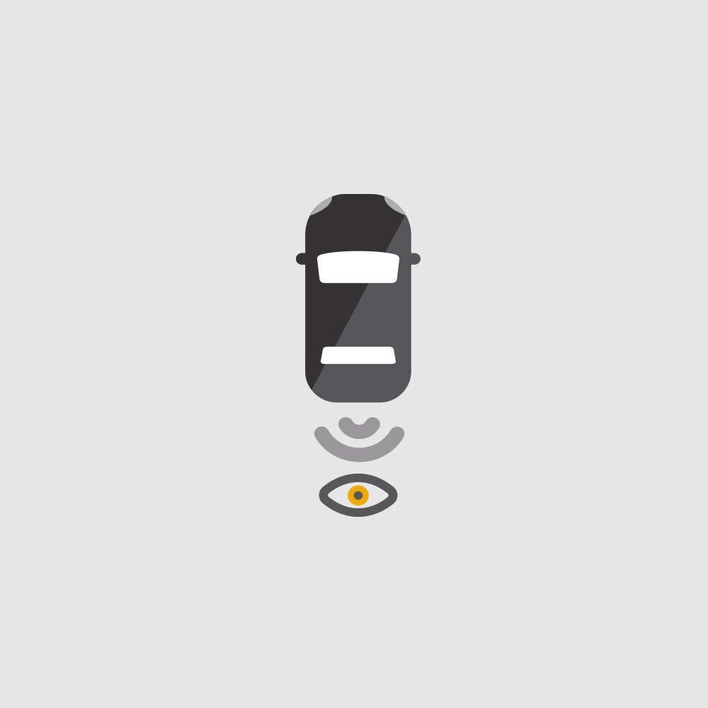 Rear Vision Camera Icon
