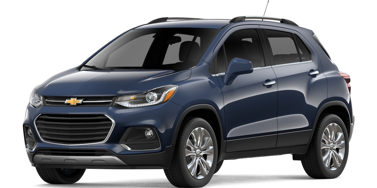 Chevrolet Tahoe 2019 >> 2019 Trax Compact SUV: Crossover - Available AWD