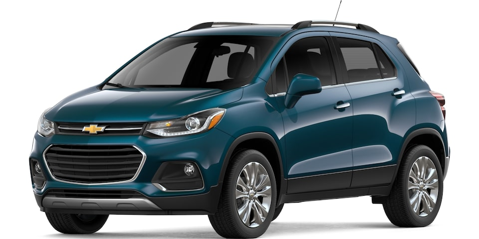 Chevy Small Suv >> 2019 Trax Compact Suv Crossover Available Awd