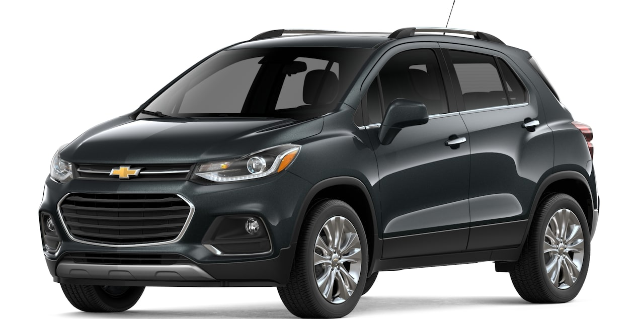 2019 Trax Compact SUV: Crossover - Available AWD