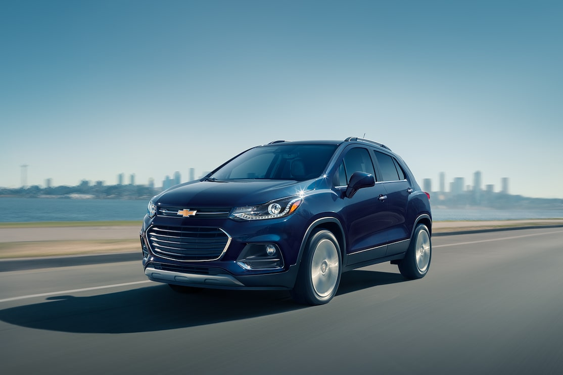 2019 Chevy Trax Performance