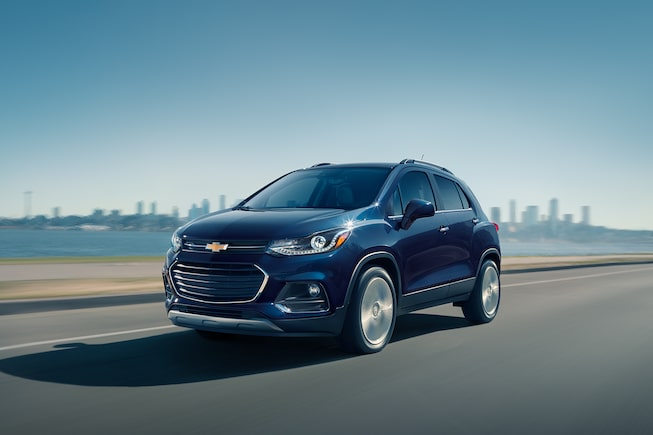 2019 Trax Compact SUV Performance