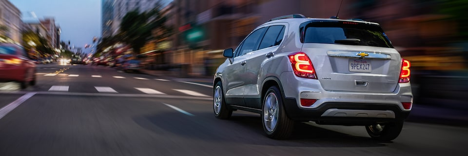 2019 Trax Compact SUV Safety